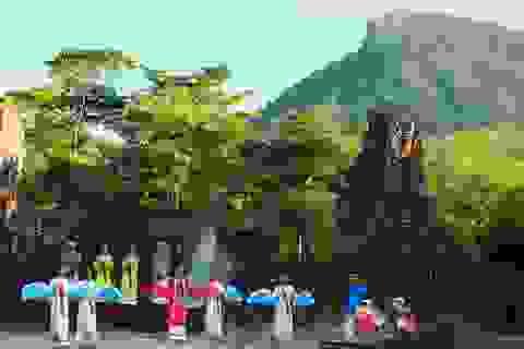 Bảo tồn di sản văn hóa gắn liền với bảo tồn bản sắc dân tộc