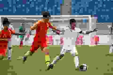 Đá giao hữu với U22 UAE, U23 Việt Nam có sợ lộ bài?