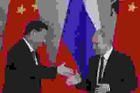 Trung Quốc và Nga hợp tác giảm sự phụ thuộc vào đồng đô la Mỹ