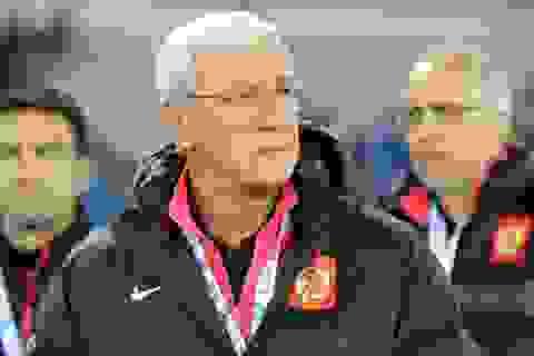Nhiều huấn luyện viên danh tiếng chôn vùi tên tuổi sau khi nắm đội tuyển Trung Quốc