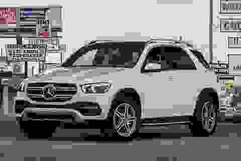 Mercedes-Benz gặp rắc rối với hệ thống khung gầm của GLE và GLS