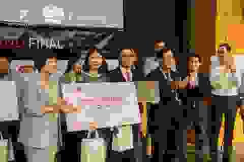 Startup Việt Nam vô địch cuộc thi Vietchallenge 2019 tại Mỹ