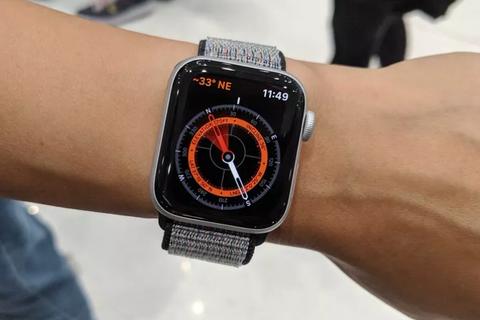 """Apple Watch Series 5 chính thức ra mắt, """"khai tử"""" Series 4"""