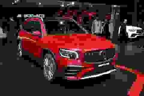 Mercedes-AMG GLB 35 gia nhập phân khúc SUV cỡ nhỏ