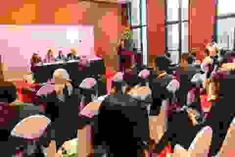 """Bộ trưởng Y tế """"khoe"""" những tiến bộ vượt bậc của nền y tế Việt Nam trước hàng nghìn đại biểu quốc tế"""
