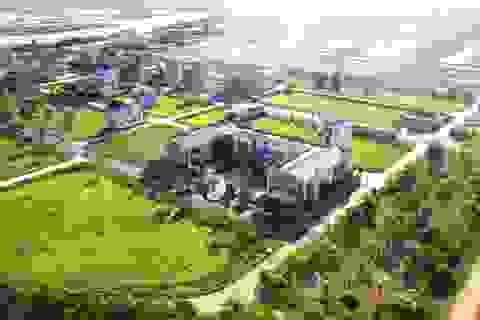Lời giải về chốn an cư kiểu mẫu tại thị xã Hoàng Mai, Nghệ An