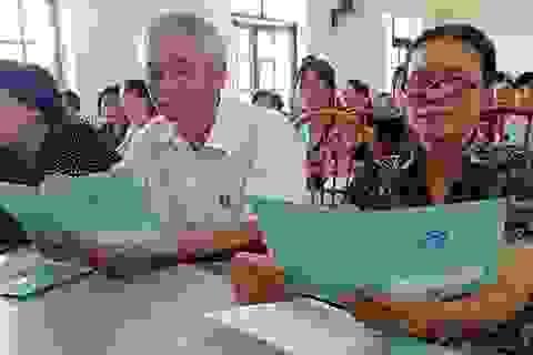Hà Nội: 59.000 người nhận lương hưu, trợ cấp BHXH qua hệ thống bưu điện