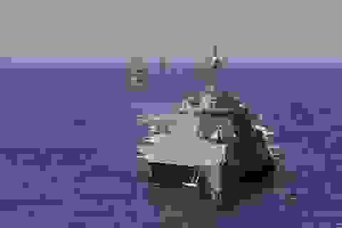 """Tàu chiến Mỹ mang tên lửa """"nắn gân"""" Trung Quốc tại Thái Bình Dương"""