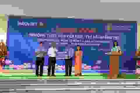 Tập đoàn Bảo Việt đồng hành cùng thế hệ trẻ Việt Nam dịp khai trường, xây dựng trường học tại Quảng Trị