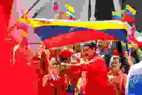 """Chiến lược """"bao vây"""" Venezuela bằng căn cứ quân sự Mỹ"""