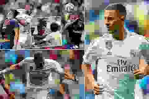 Dẫn trước 3 bàn, Real Madrid vẫn suýt mất điểm trên sân nhà