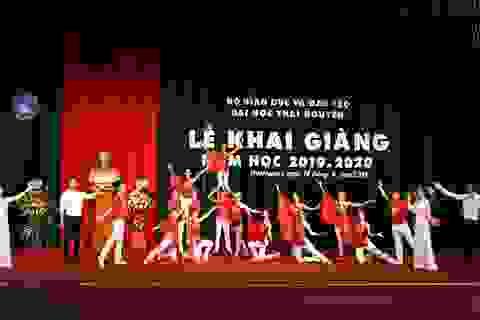 Đại học Thái Nguyên khai giảng năm học mới 2019 – 2020