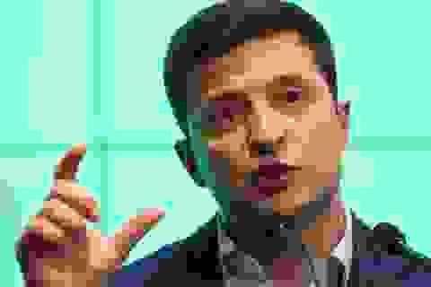 Tổng thống Ukraine tuyên bố đấu tranh để giành lại Crimea