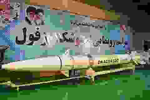 """""""Các căn cứ và tàu sân bay Mỹ đều nằm trong tầm bắn của tên lửa Iran"""""""