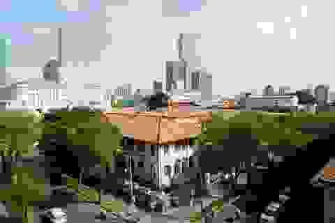 TPHCM mời chuyên gia nước ngoài góp ý bảo tồn Dinh Thượng thơ