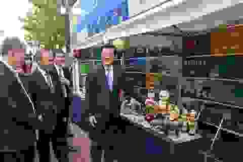 Nguyên Chủ tịch nước Trương Tấn Sang dự Lễ hội Việt Nam tại Sapporo 2019