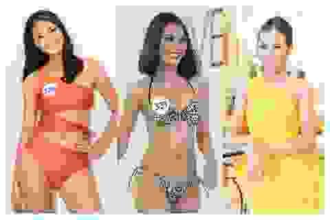Chiêm ngưỡng dàn thí sinh nóng bỏng của Hoa hậu Hoàn vũ Việt Nam 2019