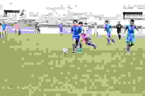 Đắk Lắk: Hấp dẫn trên sân vận động phố núi trận tranh suất vào vòng chung kết U13 Yamaha Cup 2019