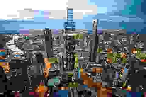 Melbourne đứng đầu khu vực Châu Á - Thái Bình Dương về triển vọng đầu tư và phát triển