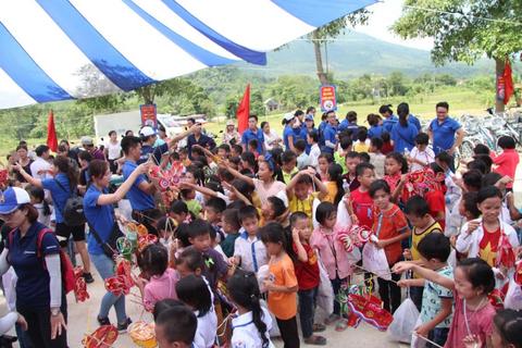 Ngân hàng Shinhan và những nỗ lực không ngừng cho sự phát triển bền vững của cộng đồng