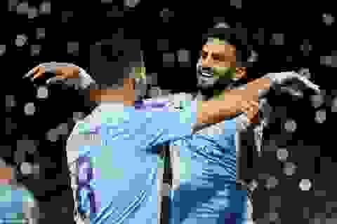 Ra quân với đội hình chắp vá, Man City vẫn dễ dàng thắng Shakhtar