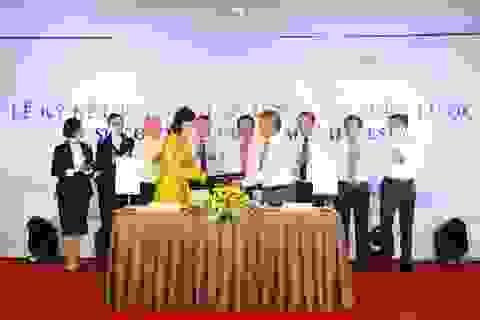 """Hàng không quốc gia """"bắt tay"""" với tập đoàn kinh tế tư nhân hàng đầu Việt Nam"""
