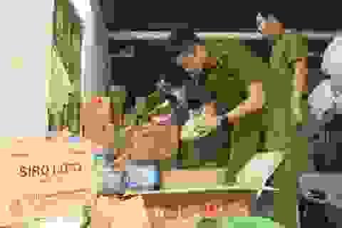 Phát hiện kho chứa dược liệu, thuốc tân dược không rõ nguồn gốc giữa trung tâm TP Đà Nẵng