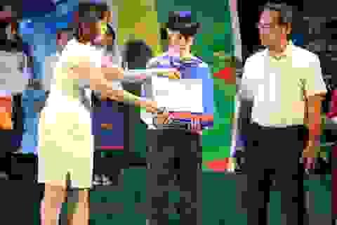 110 suất học bổng đến với tân sinh viên nghèo, hiếu học tại Tây Nguyên