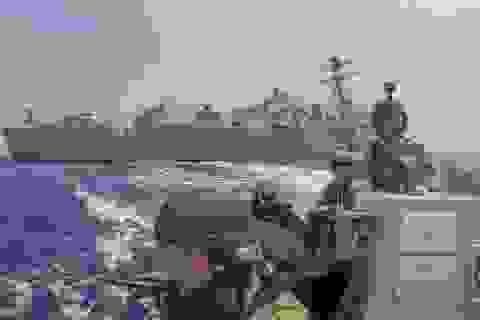 Mỹ - Trung ngày càng kình nhau trong diễn tập quân sự