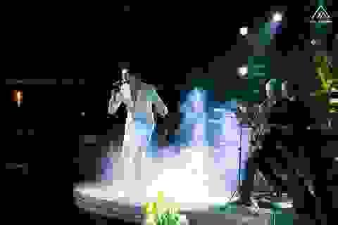 Huỳnh Gia Đạt tổ chức thành công tour minishow đầu tiên