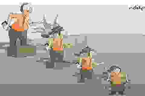 """Bài học quản lý nào từ câu chuyện mới """"Alibaba và những tên cướp cạn""""?"""
