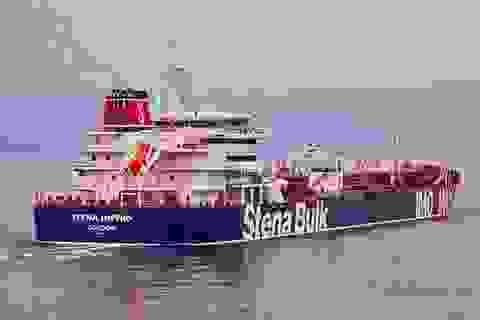 Iran thả tàu dầu Anh sau 2 tháng bắt giữ