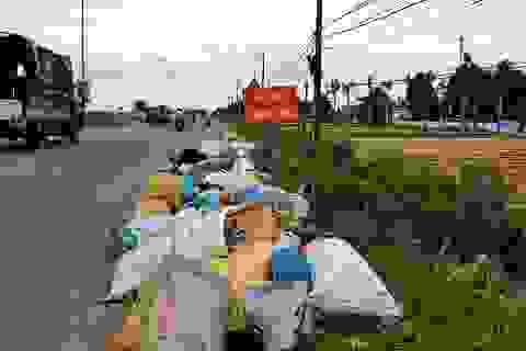 Huy động cả hệ thống chính trị để… xử lý rác