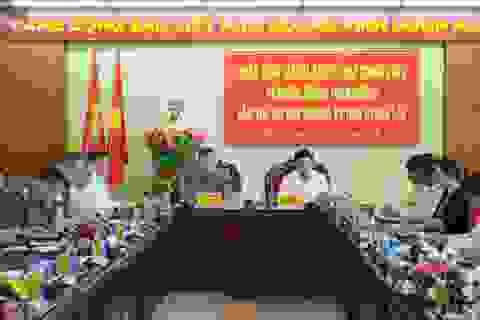 Bộ trưởng Tô Lâm làm việc về công tác phòng, chống tham nhũng tại Đắk Lắk