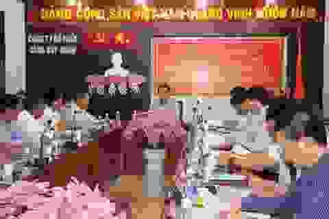 Khiển trách Phó Tổng Giám đốc Công ty cổ phần Cảng Quy Nhơn
