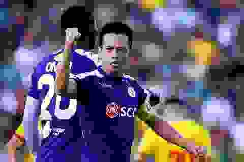 Báo châu Á đánh giá cao Văn Quyết, Quang Hải ở chung kết AFC Cup