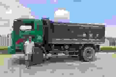 Bắt giam tài xế xe tải gây tai nạn chết người rồi bỏ chạy