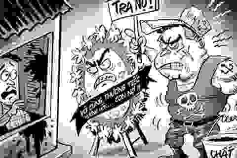 Nguy cơ từ chủ nợ thành tội phạm khi thuê xã hội đen đòi nợ!