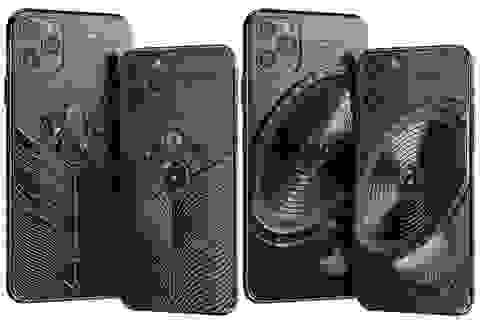 iPhone 11 Pro chế tác từ mảnh vỡ tàu Titanic và tàu vũ trụ, có giá... 809 triệu đồng