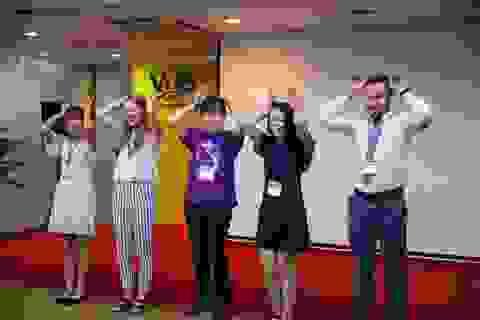 VUS và nhà xuất bản Đại học Oxford (OUP) mang đến khóa đào tạo dành cho các giáo viên