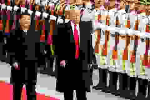 Gập ghềnh thương chiến Mỹ - Trung khi ông Trump vướng lùm xùm luận tội
