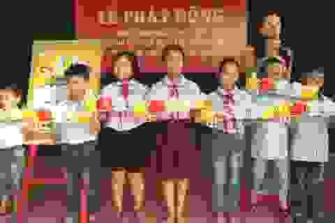 Bảo vệ môi trường và an toàn giao thông – chủ đề chính của Sân chơi Ý tưởng trẻ thơ 2019