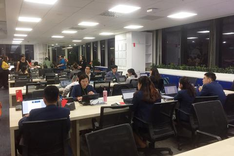 Thuê 100m2 văn phòng ở trung tâm TPHCM tốn gần 1,7 tỷ đồng/năm