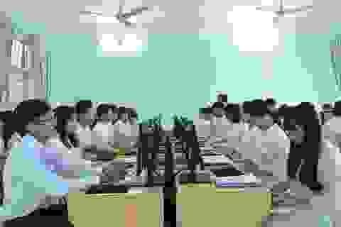 Đà Nẵng: Khánh thành Phòng Tin học do Bí thư Thành ủy kêu gọi tài trợ