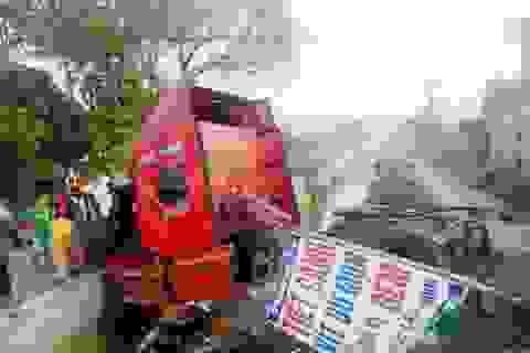 Một ngày 3 vụ tai nạn giao thông, 1 người tử vong, 4 người bị thương