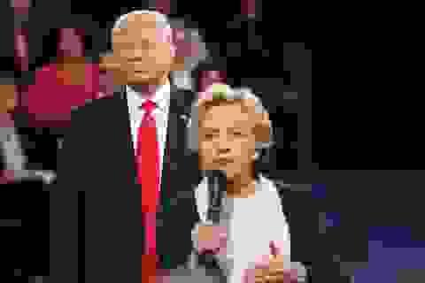 Bà Clinton: Tổng thống Donald Trump bị ám ảnh về tôi