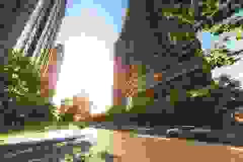 Apec Aqua Park Bắc Giang cất nóc dự án, dự kiến về đích sớm