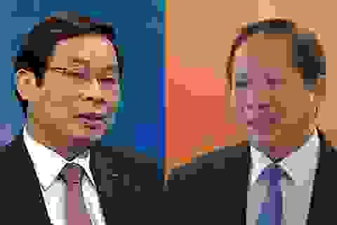 Đề nghị khai trừ Đảng với 2 cựu Bộ trưởng Nguyễn Bắc Son, Trương Minh Tuấn