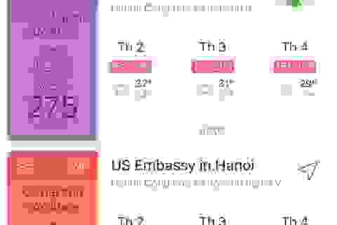 Ô nhiễm không khí Hà Nội ở ngưỡng đỉnh: Bụi mịn tấn công phổi như thế nào?