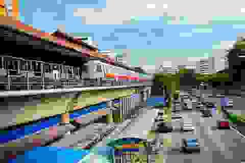 Mất bao lâu để hoàn thiện dự án đường sắt đô thị Hà Nội?